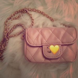 Other - Cute quilted inspired mini bag